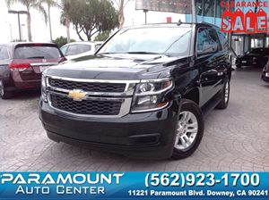 View 2017 Chevrolet Tahoe