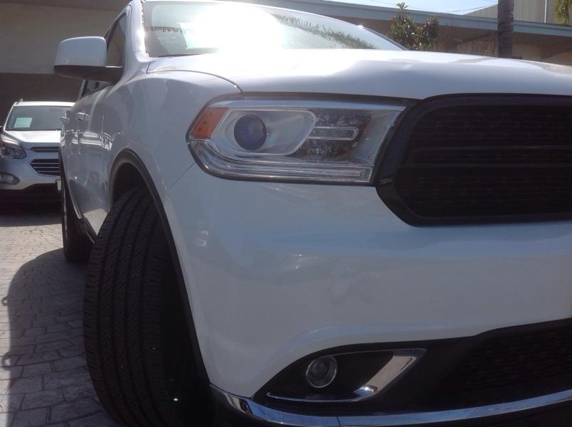 2014 Dodge Durango Special Service
