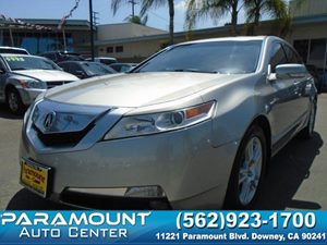 View 2009 Acura TL
