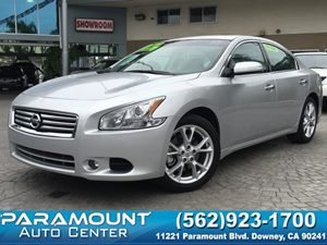 View 2014 Nissan Maxima