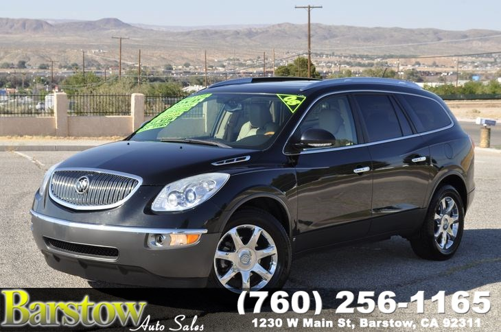 Sold Buick Enclave CXL In Barstow - Buick enclave invoice price