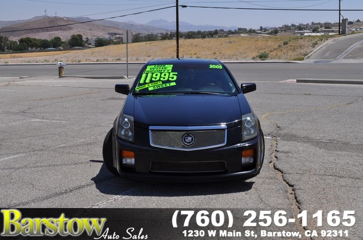 Sold 2005 Cadillac Cts V V In Barstow