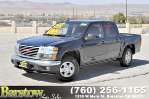 View 2008 GMC Canyon