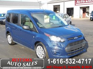 View 2015 Ford Transit Connect Wagon