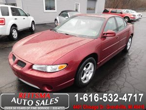 View 2001 Pontiac Grand Prix