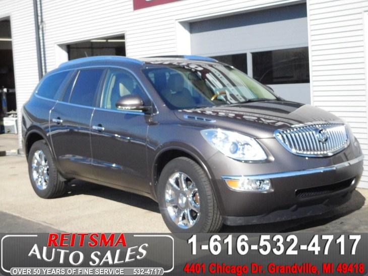 Sold Buick Enclave CXL WXL In Grandville - Buick enclave invoice price