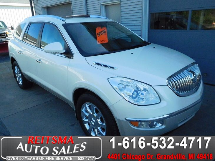 Sold Buick Enclave CXL In Grandville - Buick enclave invoice price