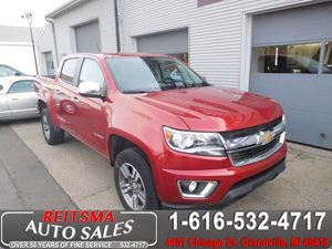 View 2016 Chevrolet Colorado