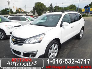 View 2017 Chevrolet Traverse