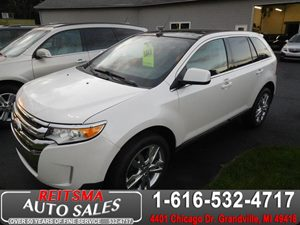 View 2011 Ford Edge