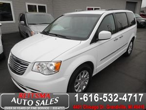 2015 chrysler town and country manual
