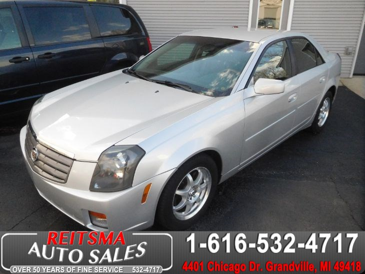 2003 cadillac cts sport mode