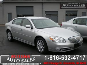 View 2010 Buick Lucerne