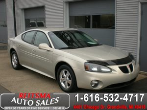 View 2008 Pontiac Grand Prix