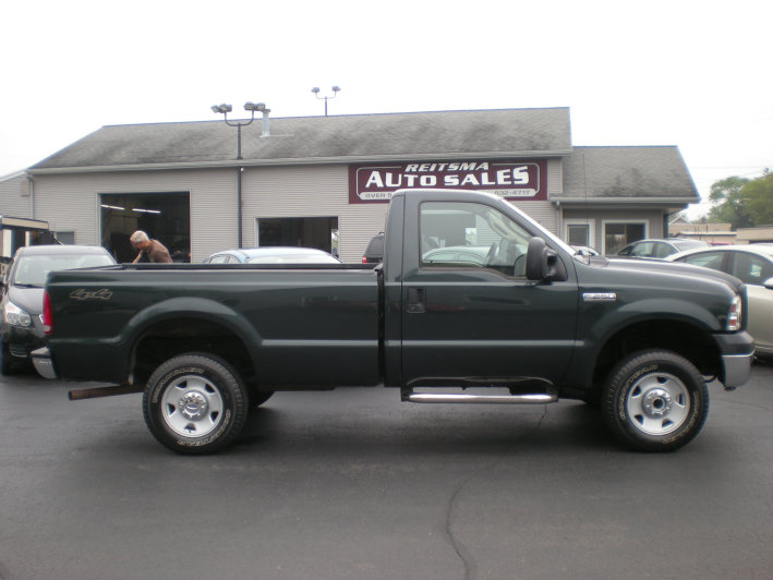 Sold 2006 Ford Super Duty F 250 Xl In Grandville