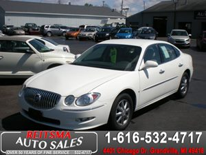 View 2009 Buick LaCrosse