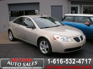 View 2009 Pontiac G6