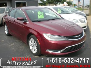 View 2015 Chrysler 200