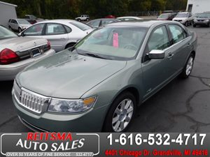 View 2008 Lincoln MKZ