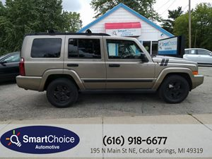View 2006 Jeep Commander