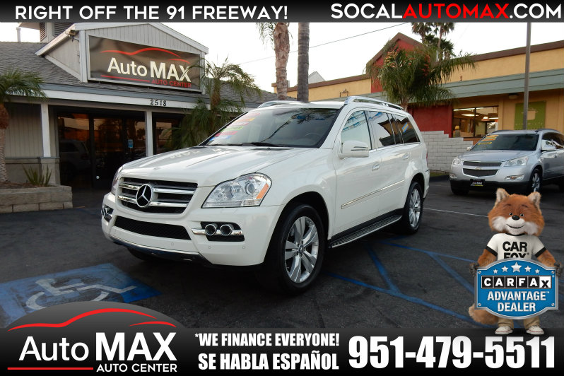 Used MercedesBenz GL SUV In Norco - Mercedes benz dealerships in southern california