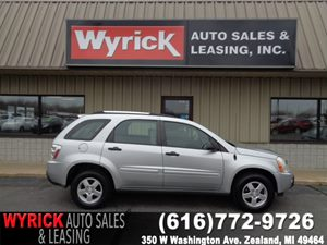 View 2006 Chevrolet Equinox