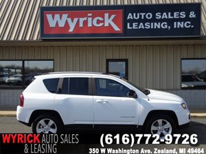 View 2015 Jeep Compass