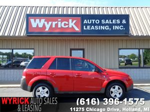 View 2004 Saturn VUE