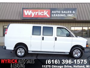 View 2015 GMC Savana Cargo Van