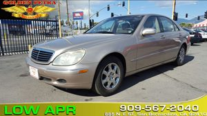 View 2000 Mercedes-Benz S430
