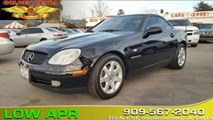 View 2000 Mercedes-Benz SLK230