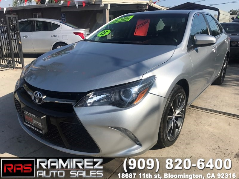 Used 2015 Toyota Camry XSE in Bloomington