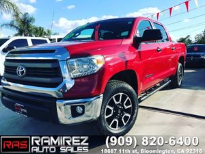 View 2014 Toyota Tundra 4WD Truck