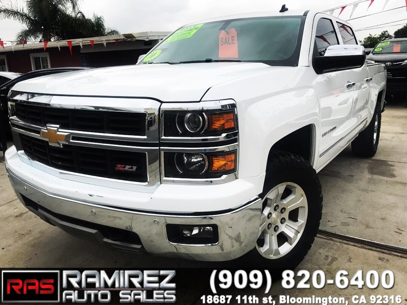 Used 2014 Chevrolet Silverado 1500 Ltz Z71 In Bloomington