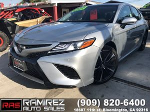 View 2018 Toyota Camry