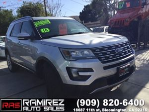 View 2016 Ford Explorer