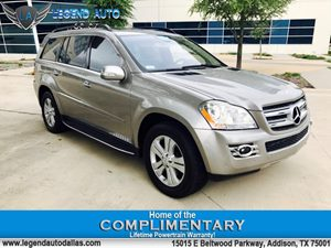View 2007 Mercedes-Benz GL450
