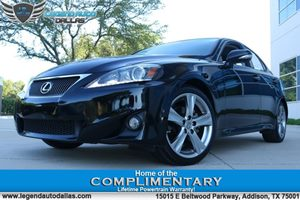 View 2013 Lexus IS 250