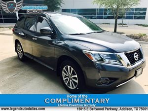 View 2013 Nissan Pathfinder S FWD ALL POWER
