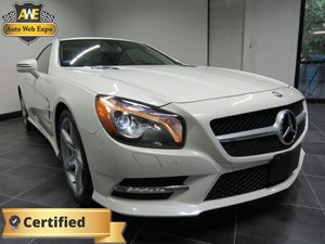 View 2014 Mercedes-Benz SL 550