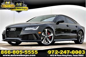 2014 Audi RS 7 Prestige Carfax Report - No Accidents  Damage Reported to CARFAX Audio  AmFm St