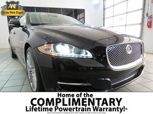 2014 Jaguar XJ XJL Supercharged Carfax 1-Owner - No Accidents  Damage Reported to CARFAX Audio