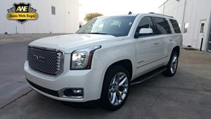 2015 GMC Yukon Denali Carfax 1-Owner - No Accidents  Damage Reported to CARFAX Audio  AmFm Ste