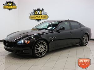 2011 Maserati Quattroporte Sport GT S Carfax Report - No Accidents  Damage Reported to CARFAX Au