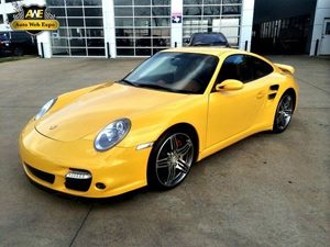 2007 Porsche 911 Turbo Carfax Report - No Accidents  Damage Reported to CARFAX  Speed Yellow