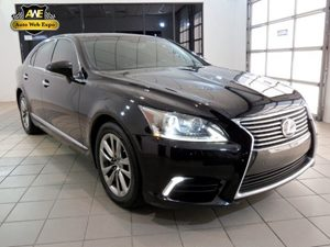 2014 Lexus LS 460  Carfax 1-Owner - No Accidents  Damage Reported to CARFAX Audio  AmFm Stereo