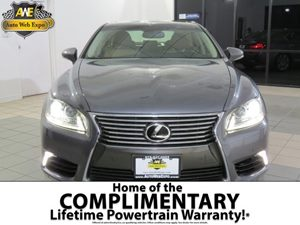 2013 Lexus LS 460  Carfax 1-Owner - No Accidents  Damage Reported to CARFAX Audio  AmFm Stereo