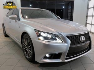 2013 Lexus LS 460 LS 460 Carfax Report - No Accidents  Damage Reported to CARFAX Audio  AmFm S