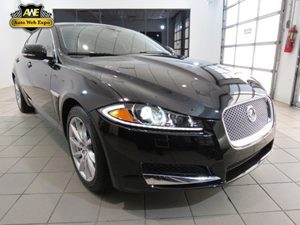 2015 Jaguar XF I4 T Premium Carfax Report - No Accidents  Damage Reported to CARFAX 3-Stage Heat