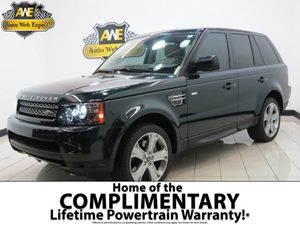2013 Land Rover Range Rover Sport HSE LUX Carfax 1-Owner - No Accidents  Damage Reported to CARFA
